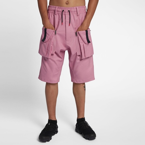 ee88caa7b0 Nike ACG Shorts | Nike Lab Acg Deploy Cargo In Elemental Pink | Poshmark